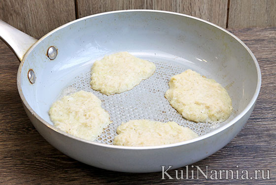 Как готовить картофельные драники