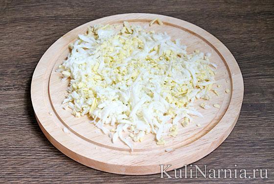 Как готовить салат Арбузная долька