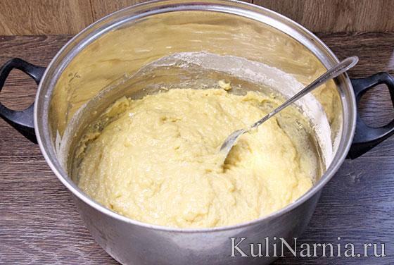 Как замесить тесто на куличи пасхальные с дрожжами