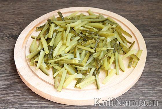 Министерский салат рецепт с фото
