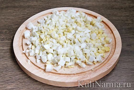 Волованы тесто рецепт с фото