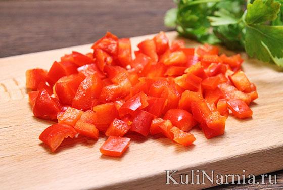 Будапештский салат рецепт