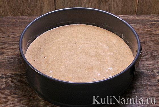 Как готовить торт Норка крота