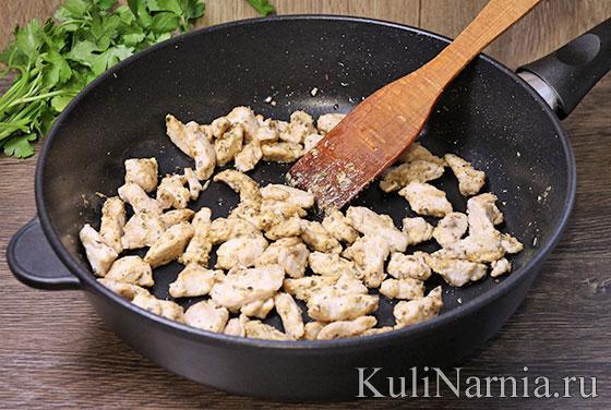 Как приготовить бефстроганов из курицы