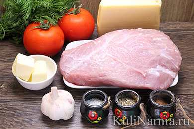 Мясо гармошка в фольге в духовке рецепт