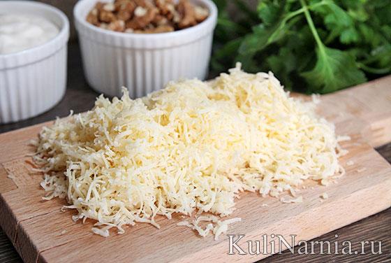 Салат с вареной говядиной рецепт