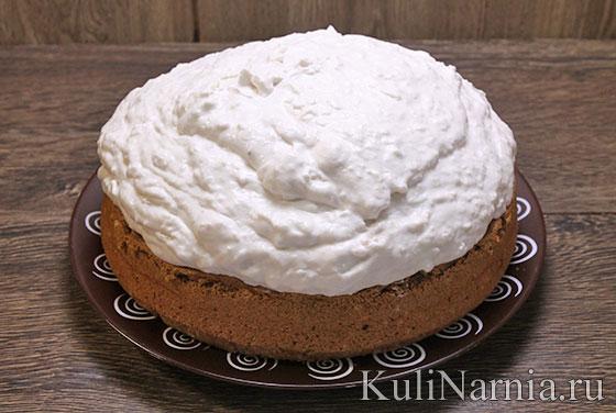 Торт Норка крота пошаговый рецепт с фото