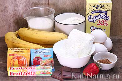 Торт Норка крота рецепт с фото