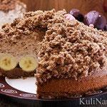 Торт «Норка крота»