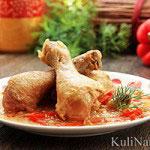 Паприкаш из курицы по-венгерски