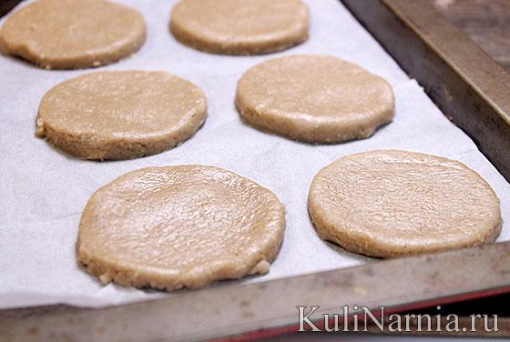 Печенье овсяное рецепт с фото