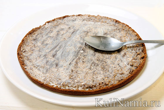 Торт Сникерс пошаговый рецепт с фото