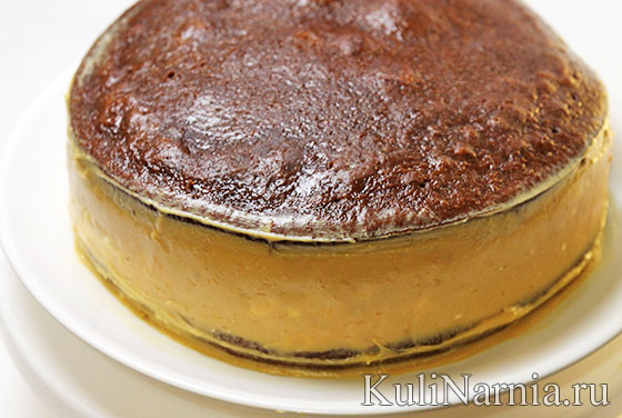 Торт Сникерс с безе пошаговый рецепт