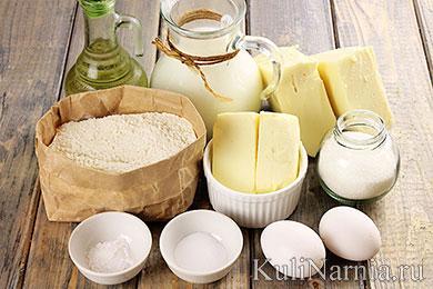 Хачапури по-имеретински рецепт