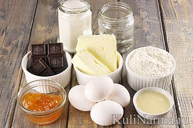 Пирожное Буше рецепт с фото