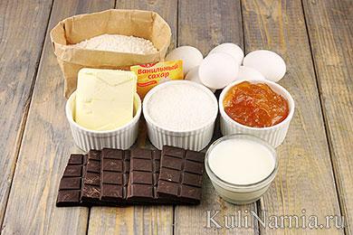 Торт Захер рецепт с фото