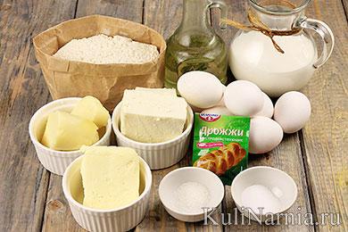 Хачапури по-аджарски рецепт