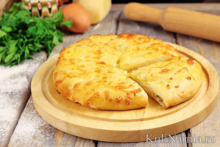 Рецепты Хачапури С Сыром