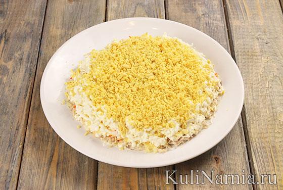 Рецепт салата Бунито пошагово