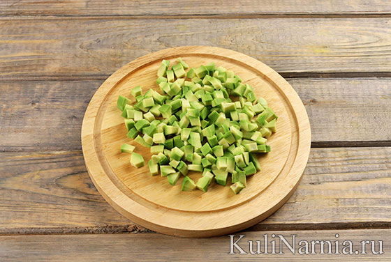 Салат кобб рецепт с фото