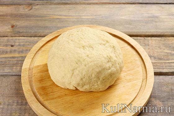 Тесто для пирога Хризантема