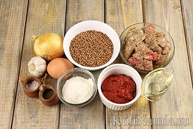 Гречаники рецепт с фаршем