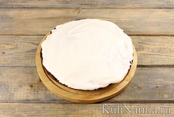 Как готовить торт Черный лес