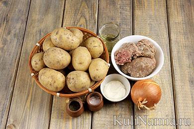 Как приготовить колдуны из картофеля с фаршем