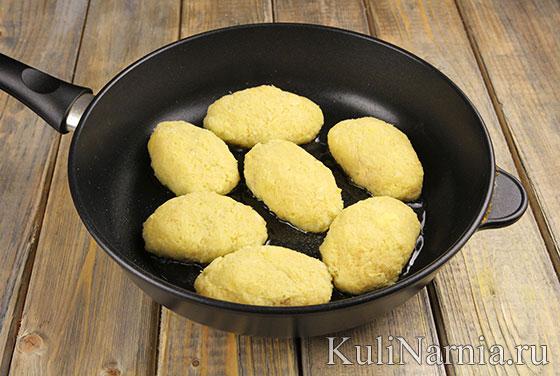Как приготовить колдуны из картофеля