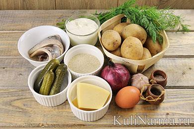 Картофельные биточки рецепт