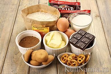 Новогодние капкейки рецепт с фото