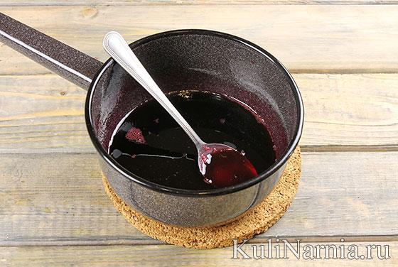 рецепт торта вишневый лес