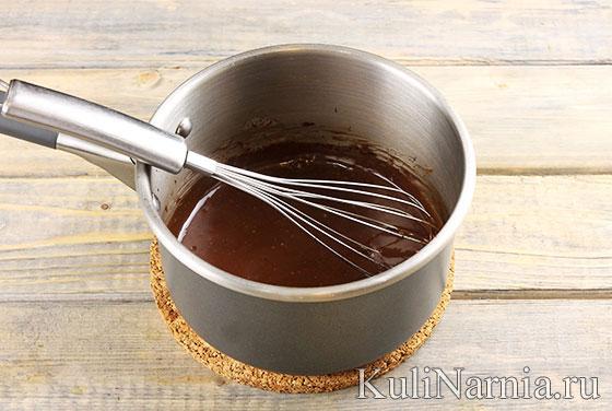 Шоколадный крем для торта Черный лес