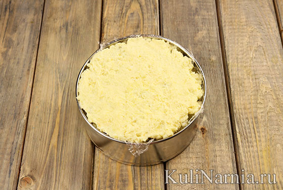Как готовить салат Грибная поляна