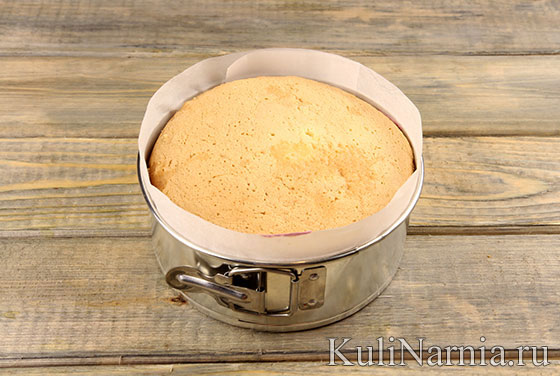 Крем для двухъярусного торта