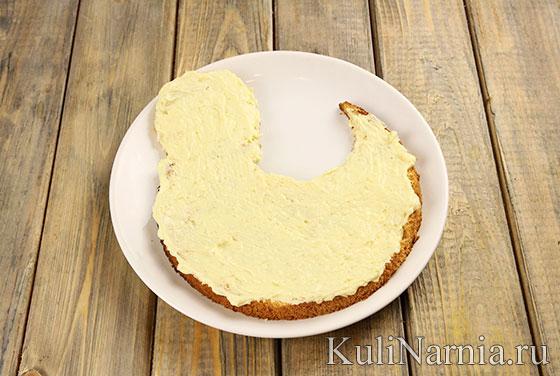 Торт на год Петуха рецепт