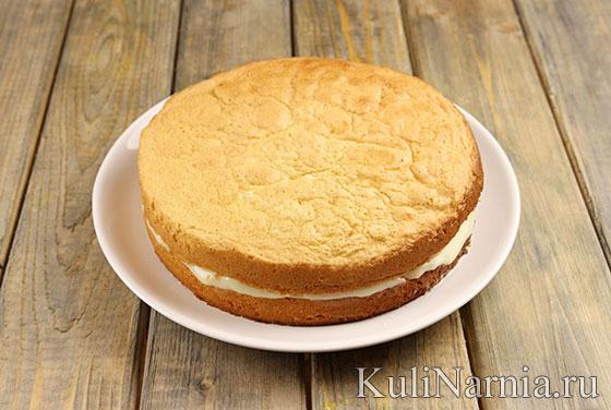 Как сделать торт Чародейка