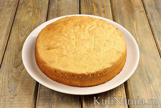 Рецепт торта Чародейка