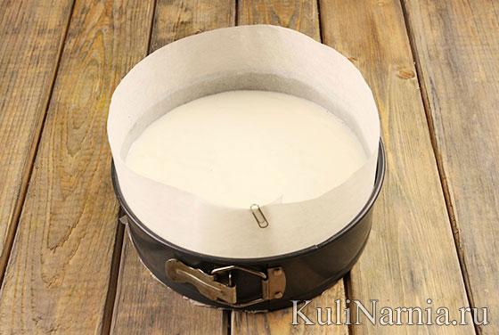 Рецепт йогуртового торта с фото