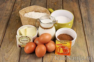 Торт Чародейка рецепт с фото