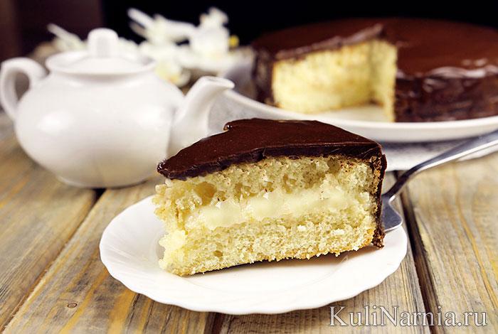 Торт Чародейка рецепт