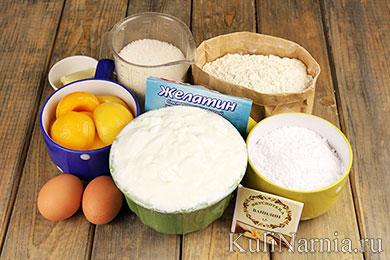Йогуртовый торт рецепт с фото