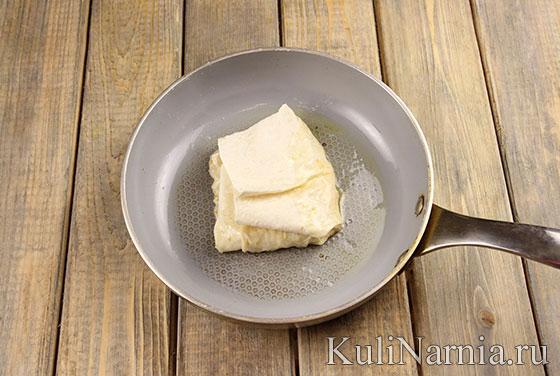 Ека с сыром рецепт с фото