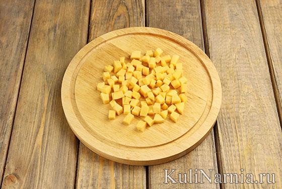 Котлеты с сыром рецепт