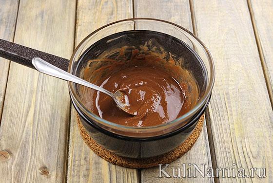 Муссовый торт Три шоколада рецепт с фото