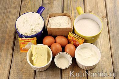 Пирог Слезы ангела рецепт с фото