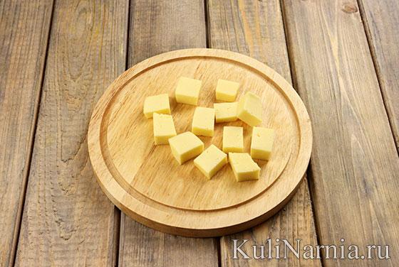 Как готовить аранчини с сыром