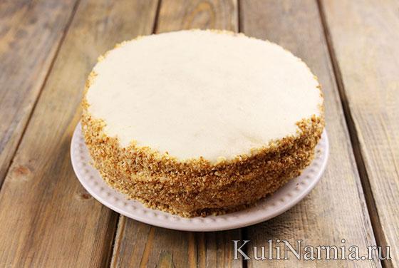 Как готовить торт Молочная девочка