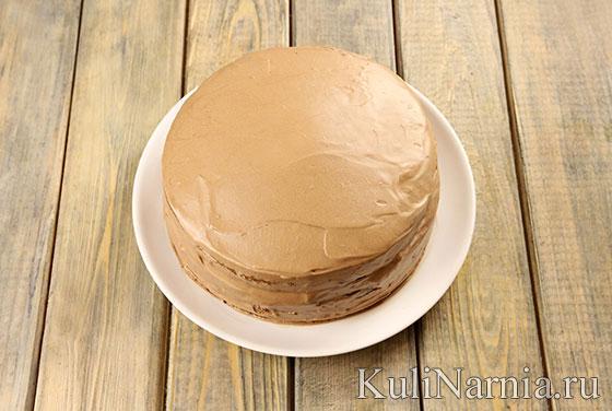Как приготовить торт Ферреро Роше