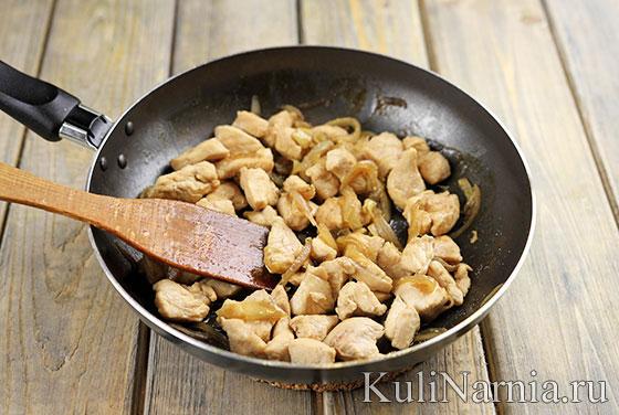 Оякодон рецепт с курицей